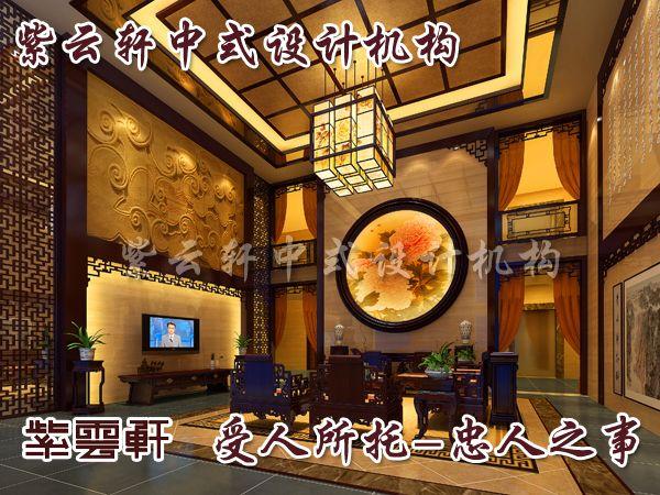 中式古典客厅8