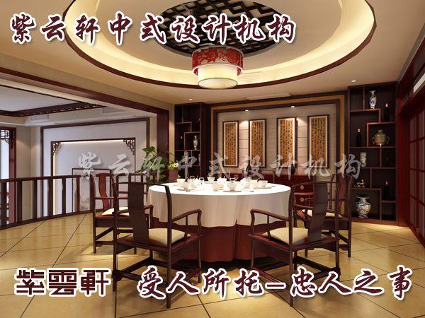 中式古典餐厅8