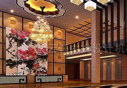 酒楼中式装修效果图大全2013图片 日期:                   图片