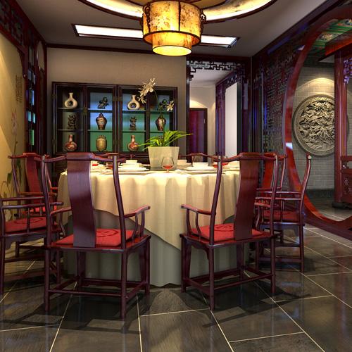 酒店中式装修,酒店中式设计,酒店中式装修设计图片