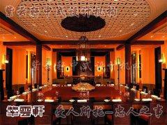 中式风格餐厅3