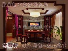 中式设计餐厅3