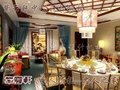 中式设计餐厅4