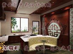 中式古典餐厅6