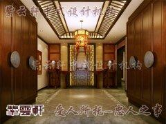中式装修玄关3