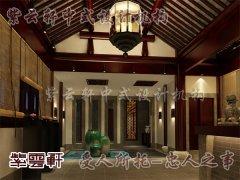 中式设计门厅2
