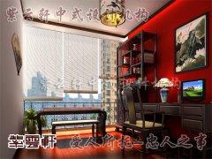 中式风格休闲室6