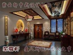 中式休闲室设计6