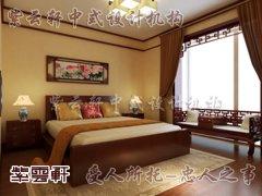 中式古典卧室3