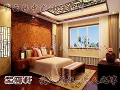 中式古典卧室5