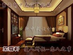 中式古典卧室7