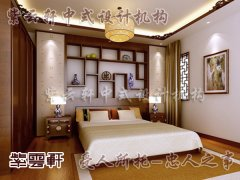 中式简约卧室3