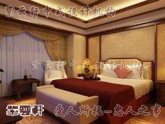 中式简约卧室4