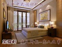 中式简约卧室5