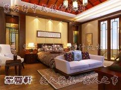 中式设计卧室7