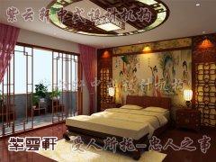 中式设计卧室6
