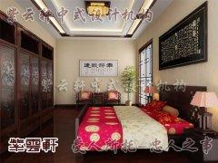 中式风格卧室4