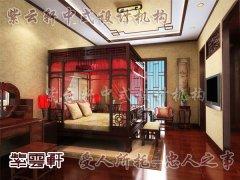 中式风格卧室5