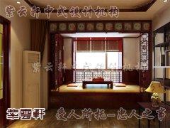 中式风格卧室6