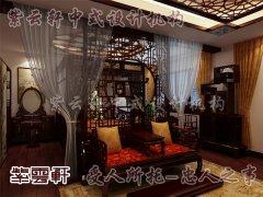 中式家居卧室