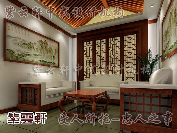 中式古典装修客厅8