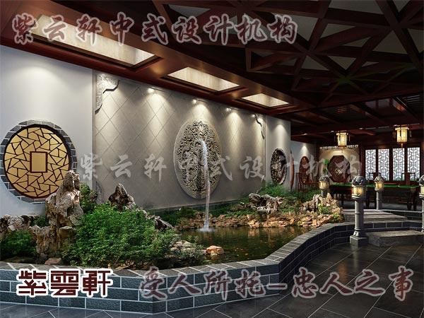 中式古典装修中式门厅3