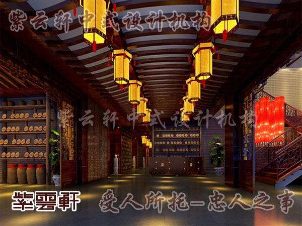 中式古典装修中式门厅4