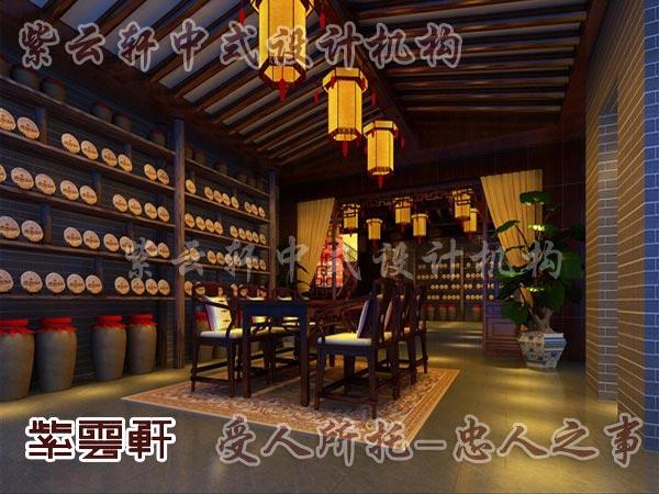中式古典装修中式门厅5