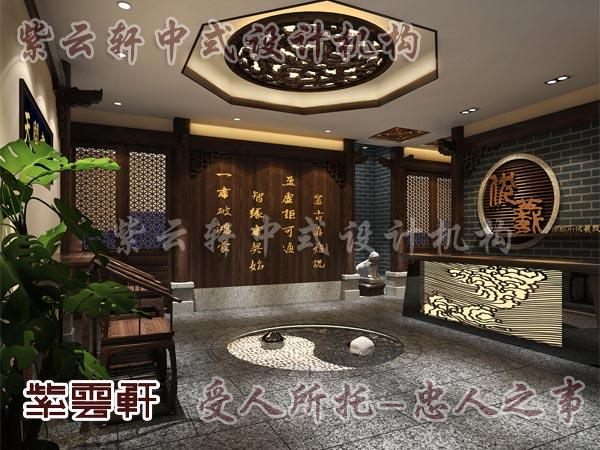中式古典装修中式门厅7