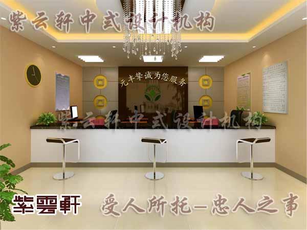 中式古典装修中式门厅11