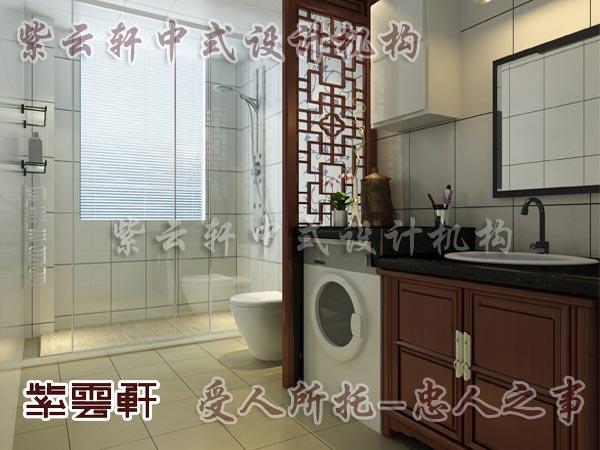中式古典装修中式卫生间6