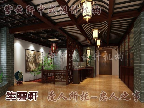 中式装修中的休闲室7