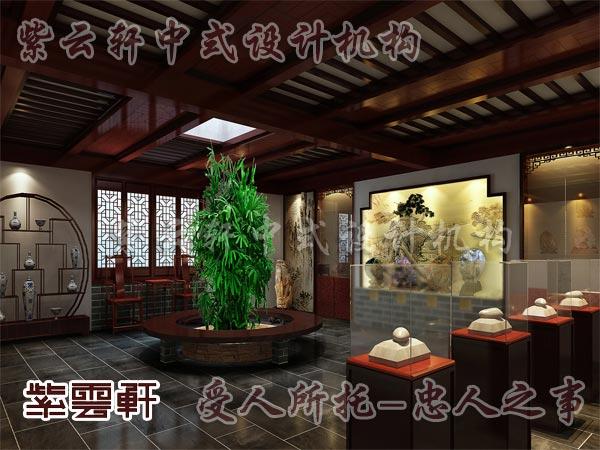 中式装修中的休闲室8