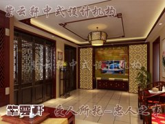 中式古典风格客厅