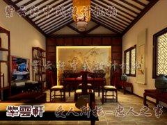 中式古典风格客厅2