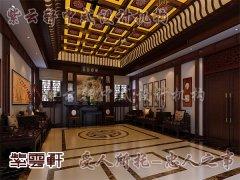 中式古典风格客厅4