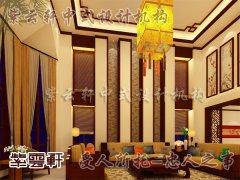 中式风格客厅设计6