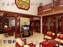 中式简约客厅5