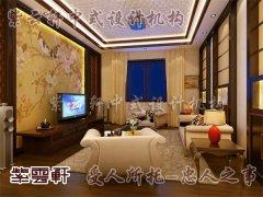 中式室内客厅装修