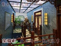 中式设计楼梯间2