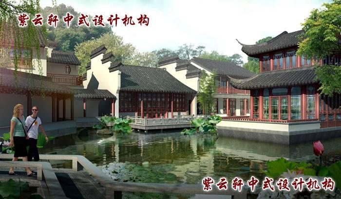 设计说明:在中式古典装修之中图片