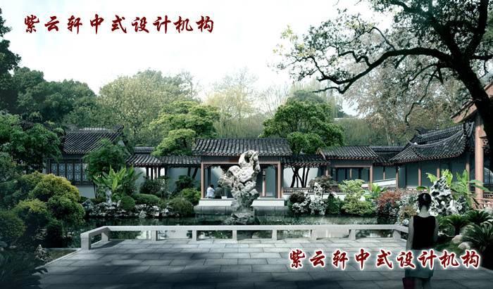 中式古典庭院设计10