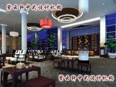 中式古典装修之酒店篇