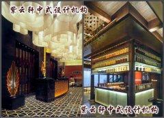 中式古典会所装修2