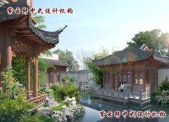 中式古典庭院设计6