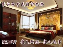 中式卧室装修8