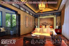 温馨宜人的现代别墅卧室装修效果图