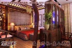 古典别墅卧室设计装修效果图