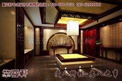 龙泉宝剑中式会馆展厅设计效果图欣赏