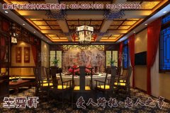 华美高贵的古典中式酒店设计效果图―贵宾包厢
